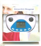 Körperfett-Meßgerät - Body-Fat Analyser